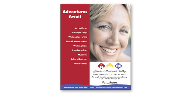 Greater Merrimack Valley Convention and Visitors Bureau